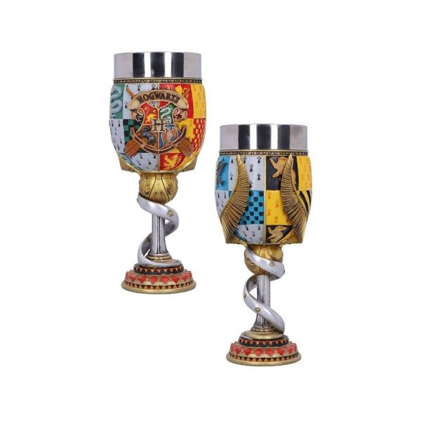 Coupe collector 19.5Cm - Vif d'or