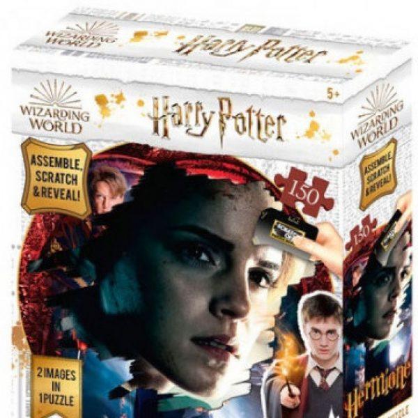 Puzzle 500P '46x31cm' - Hermione