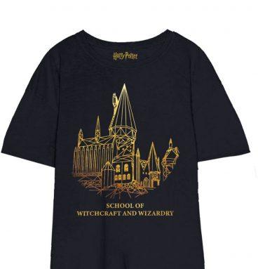 T-shirt Chateau Gold