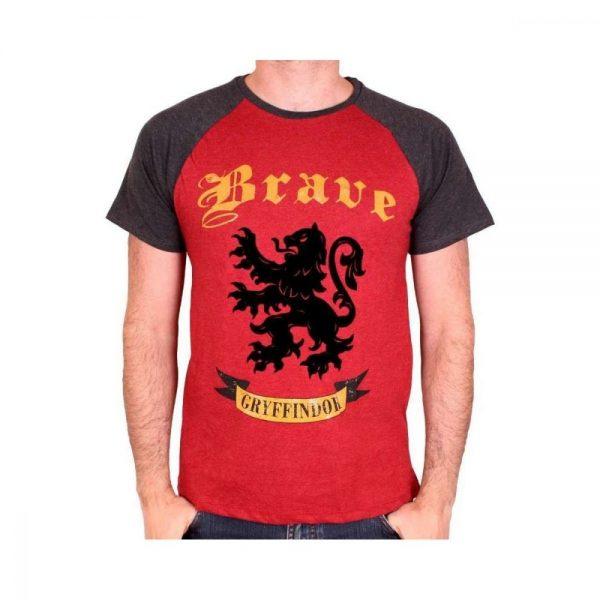 T-shirt Gryffondor Brave