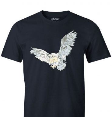 T-shirt Hedwige lettre