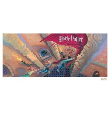 Affiche Chambre des Secrets HP