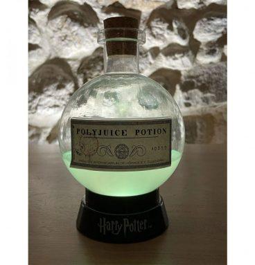 Lampe Potion - Polynectar 20cm