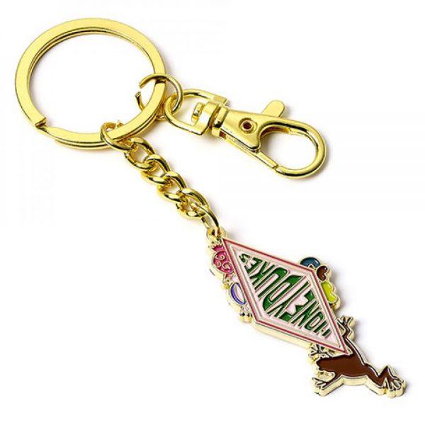 Porte-clés logo Honeydukes