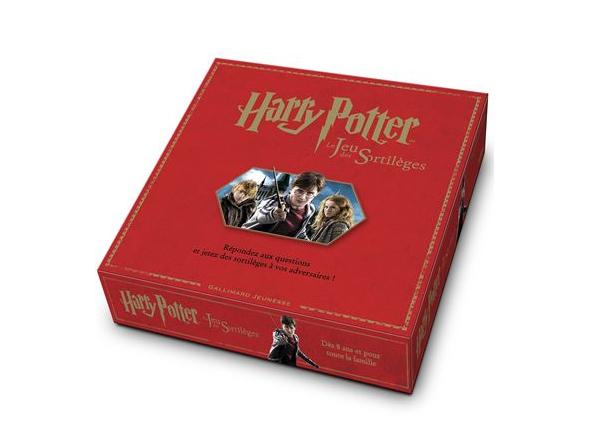 Harry Potter - le Jeu de sortilèges