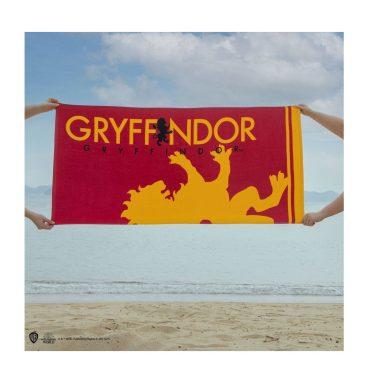 serviette de plage gryffondor2