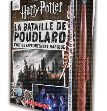 Harry Potter - La Bataille De Poudlard