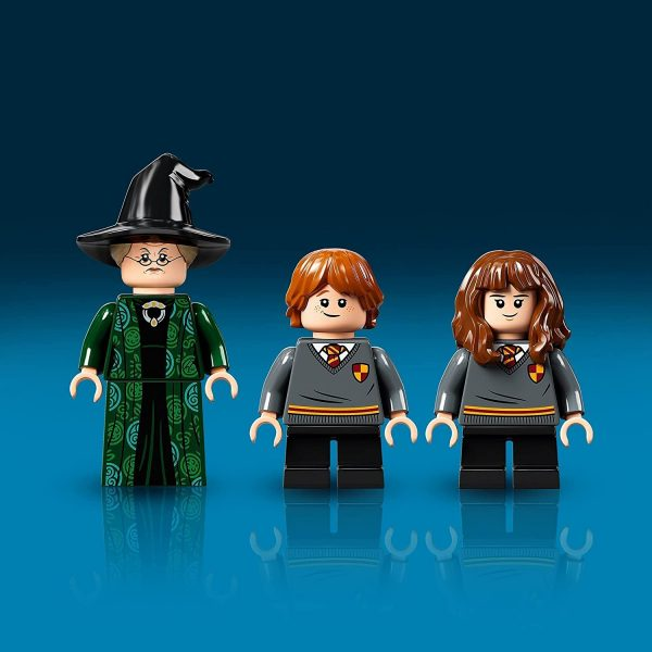 Cours de Métamorphose - LEGO® Harry Potter