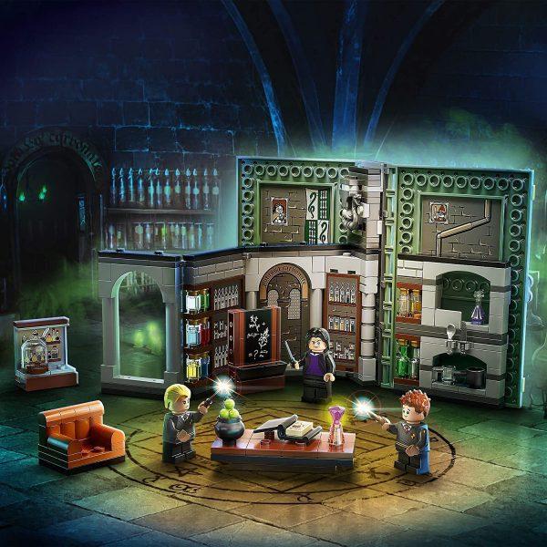 Cours de Potion - LEGO Harry Potter -