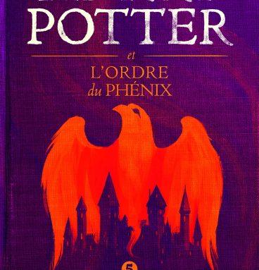 Harry Potter et l'Ordre du Phénix livre