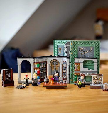 Cours de Potion - LEGO Harry Potter