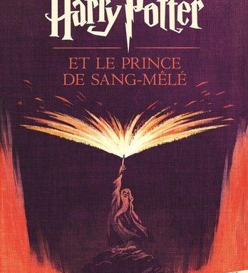 Livre de poche - Harry Potter et le Prince de Sang-Mêlé