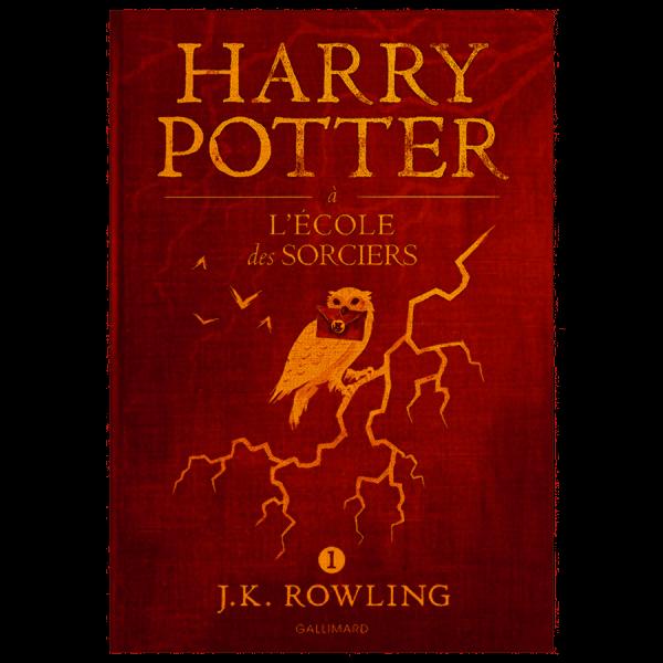 Harry Potter à l'école des Sorciers livre