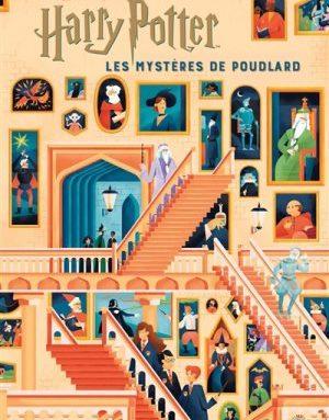 Harry Potter - Les Mystères De Poudlard
