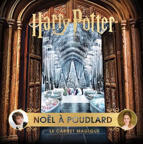 Harry Potter - Le Carnet Magique 6 : Noel A Poudlard