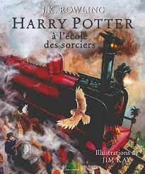 Harry Potter à l'école des Sorcier - Version illustrée