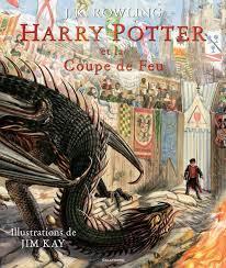 Harry Potter et la Coupe de Feu - version illustrée