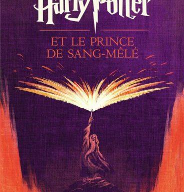 Harry Potter et le Prince de Sang-Mêlé livre