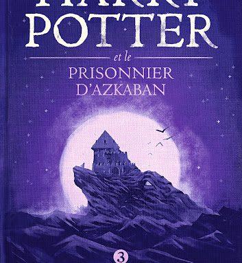 Harry Potter et le Prisonnier d'Azkaban livre