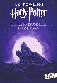 Harry Potter et le Prisonnier d'Azkaban (livre de poche)