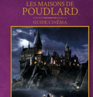 livre Harry potter - guide cinéma t.5 - les maisons de poudlard