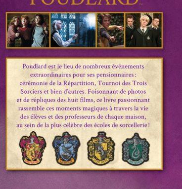 Harry potter - guide cinéma t.5 - les maisons de poudlard
