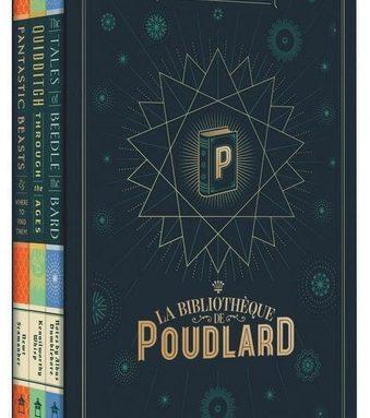 Livres de la Bibliotheque de Poudlard