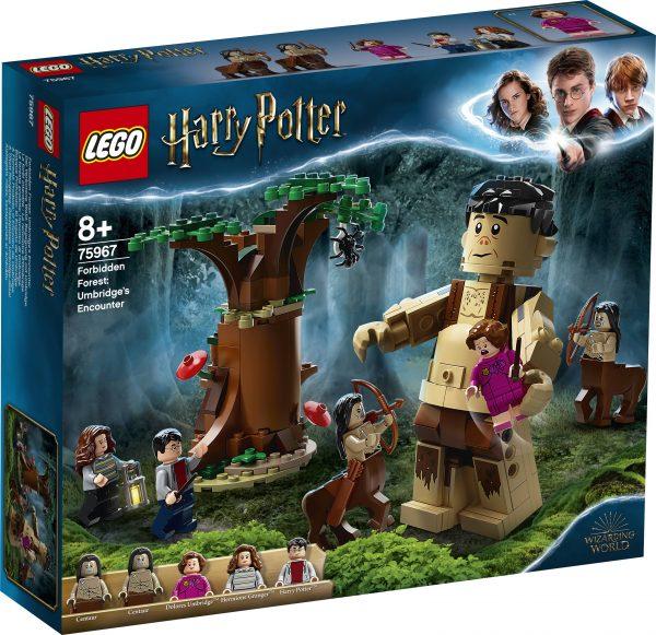 La Forêt Interdite - LEGO® Harry Potter3