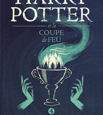 Livre - Harry Potter et la Coupe de Feu