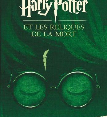 Livre de poche - Harry Potter et les Reliques de la Mort