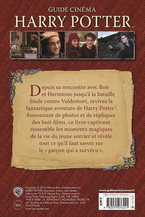 Harry Potter - Guide Cinema n°1 : Harry Potter